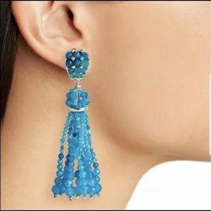Kendra Scott Cecily Gold Tone Clip On earrings